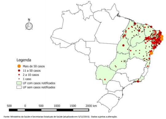 brazilia harta copii deformati
