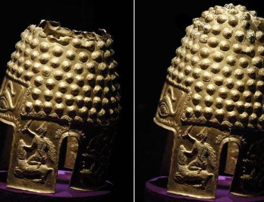 coif de aur tracic