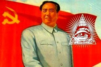 """Cel mai sângeros dictator al omenirii, chinezul comunist Mao Zedong, a fost sprijinit din umbră de Illuminati! Omul Ocultei, David Rockefeller, spunea că """"China comunistă este un experiment de succes""""..."""