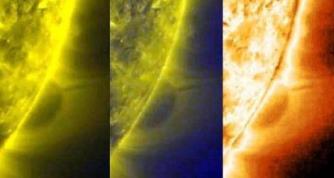 Din nou a apărut un obiect sferic imens lângă Soare! Acest obiect se hrăneşte din energia Soarelui sau e o formă de control spaţial al vremii?