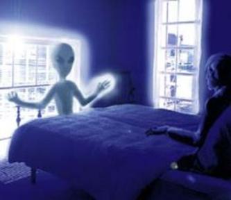 rapire extraterestra