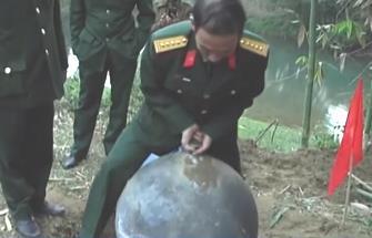 sfere misterioase Vietnam