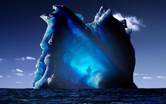 structura sub Antarctica