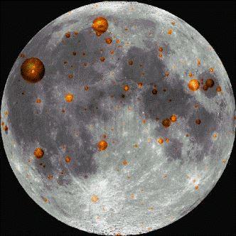 Luna cu extraterestri