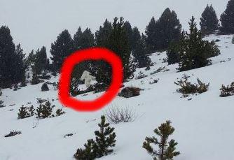 """Celebra creatură Yeti - """"omul zăpezilor"""" - a fost văzută într-o staţiune de iarnă spaniolă!"""