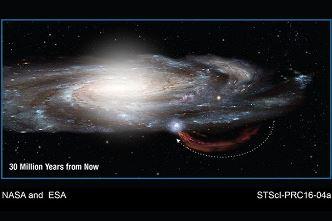 Un nor gigantic de gaze - norul lui Smith - se îndreaptă spre Pământ cu viteza de 1.125.000 km/h! Când va avea loc impactul?
