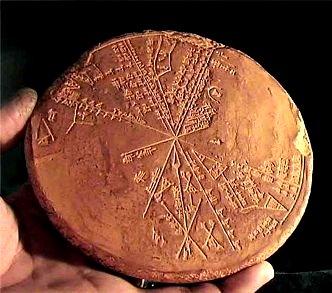 tablita Ninive