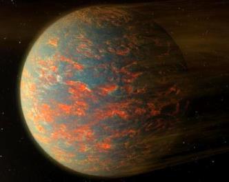 Astronomii au reuşit cartografierea iadului: o exoplanetă, plină de lavă fierbinte, aflată la incredibila distanţă de 40 de ani-lumină! Eu nu înţeleg cum naiba au reuşit...