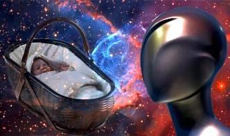 extraterestri bebelus
