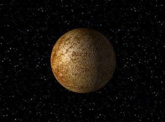 Mulţi ani, oamenii de ştiinţă au fost intrigaţi de misterul planetei Mercur: de ce este ea atât de întunecată? Acum, enigma a fost desluşită