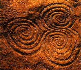 simbolul spiralei