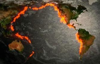 """Avertisment! Mai multe cutremure puternice au avut loc în ultimele zile în Japonia, Ecuador şi Vanuatu! Se activează din nou """"Cercul de Foc"""" din Oceanul Pacific, anunţând noi dezastre naturale..."""