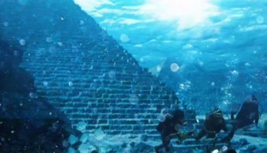 constructie subacvatica