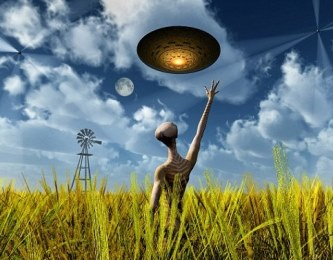 extraterestri vizita