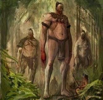 Uriaşii albi din America: o specie misterioasă de fiinţe de 3 metri înălţime, care au trăit odată pe Pământ! Ei au fost curajoşi, mândri și războinici!