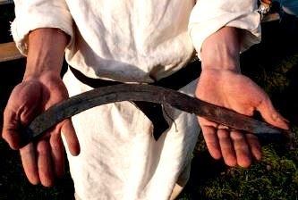 Descoperire de senzaţie în Bistriţa-Năsăud: un căutător de comori a găsit o sabie dacică! Încă o dovadă că Transilvania a fost locuită de strămoşii noştri, dacii, înainte de venirea hunilor!