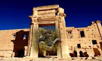 templul lui Baal