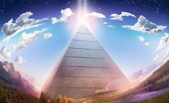 energie cosmica piramide