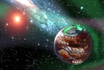 """NASA spune că a descoperit o planetă posibilă plină de viaţă, aflată la imensa distanţă de... 1.200 de ani-lumină! Bine că nu e în stare să descopere """"planeta X"""" din sistemul nostru solar, aflată de 12.000 de ori mai aproape..."""