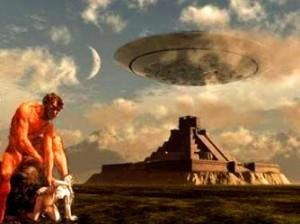 Giganţii cu păr roşu, de 3 metri înălţime, Nephilimii din Biblie, există în legendele indienilor americani! Sunt chiar şi dovezi arheologice (schelete şi artefacte), dar ele au fost ascunse în depozite secrete, pentru ca noi să nu ştim adevărul!