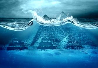 """Analiza computerizată a fragmentelor Manuscriselor de la Marea Moartă arată faptul că """"Arca lui Noe"""" era o piramidă! Foarte interesant..."""
