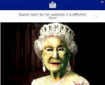 regina reptilian
