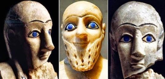 statui sumeriene