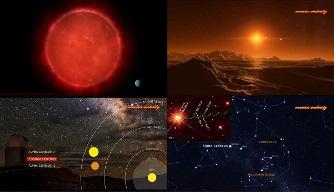 exoplaneta Proxima Centauri