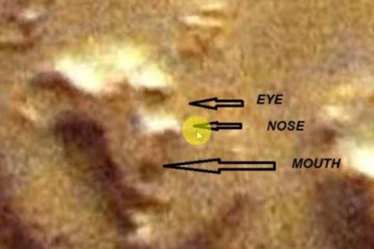 figura Marte 1