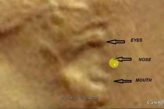 figura Marte 2