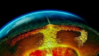 """Două structuri enorme şi misterioase au fost descoperite în interiorul planetei noastre! Ipoteza """"Pământului gol şi locuibil"""" începe să se confirme..."""