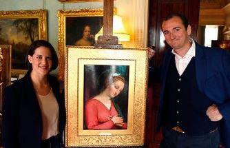 A fost descoperit un tablou necunoscut al maestrului Rafael... şi acum e mai preţios de 1 milion de ori mai mult decât valoarea sa iniţială! Ce înseamnă marketingul ăsta cultural...