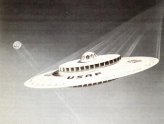 """Proiectul ultrasecret american """"1794"""", declasificat recent, arată că SUA intenţiona să construiască o maşinărie zburătoare incredibilă la sfârşitul celui de-al doilea război mondial!"""