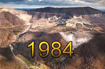 Cu Google Earth putem face o călătorie în timp până în 1984!