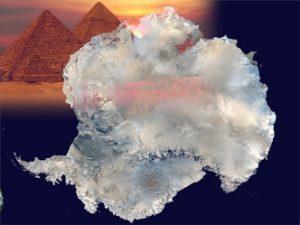 Misterele dezvăluite ale Antarcticii: relatări şi fotografii care arată că o mare civilizaţie a existat odată în Antarctica!
