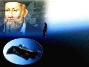 """A profeţit Nostradamus celebrul satelit misterios """"Black Knight"""", care ar orbita Pământul timp de 13.000 de ani?"""