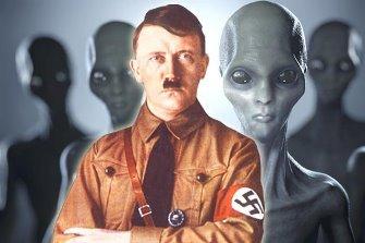 E posibil ca extratereştrii manipulatori să se fi aflat în spatele puterii lui Hitler