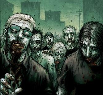 """Oamenii de ştiinţă au calculat că omenirea ar putea fi """"măturată"""" de zombi în doar 100 de zile"""