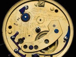 Mesajul secret din ceasul de aur al preşedintelui american, Abraham Lincoln
