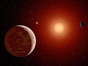 Astronomii au stabilit că o exoplanetă aflată la 13,8 ani-lumină faţă de noi (Wolf 1061c) are o atmosferă asemănătoare Pământului şi ar putea găzdui viaţă extraterestră