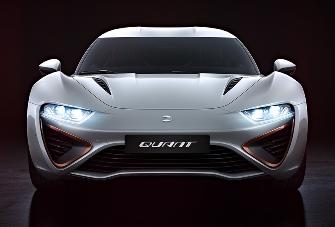 Nu-mi vine a crede ce super-maşină electrică uluitoare au scos ăştia! Quant 48Volt poate atinge 100 km/h în doar 2,4 secunde, are o autonomie de 1.000 de km şi poate merge fără benzină sau motorină