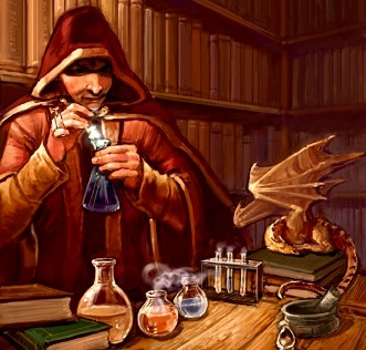 Un alchimist contemporan a reuşit să producă o substanţă misterioasă, despre care chimiştii habar n-au ce elemente conţine
