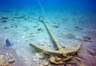 """Regizorul filmului """"Titanic"""", James Cameron, a găsit nişte ancore foarte vechi pe fundul Oceanului Atlantic. Sunt dovezi ale existenţei Atlantidei?"""