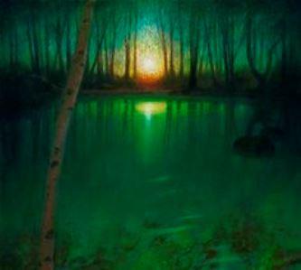"""Lângă Baia Mare există o baltă misterioasă, ce pare să nu aibă fund, şi de unde se aud """"gemete fierbinţi"""" din altă lume..."""