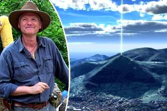 Un cercetător crede că piramidele bosniace emit câmpurile de torsiune ale lui Tesla, care sunt de 10 miliarde de ori mai rapide decât viteza luminii