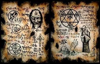 """Din nou despre """"Necronomicon"""", cartea ocultă ce povesteşte despre entităţile diabolice (""""Cei Vechi"""") ce au populat Pământul înainte de apariţia omului"""