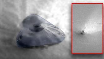 NASA a fotografiat o navă spaţială uluitoare pe Marte! Acum, ea se mai află acolo?