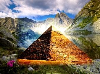 Misterul piramidei atlante de sub Munţii Retezat şi vibraţiile sale energetice incredibile