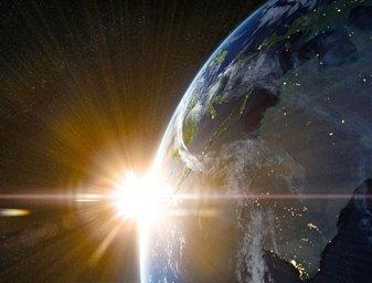NASA ar dori să folosească Soarele drept telescop! Astfel, am putea fotografia munţii de pe o exoplanetă aflată la 100 de ani-lumină distanţă