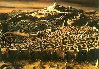 Un enigmatic labirint din perioada neolitică a fost descoperit în Danemarca